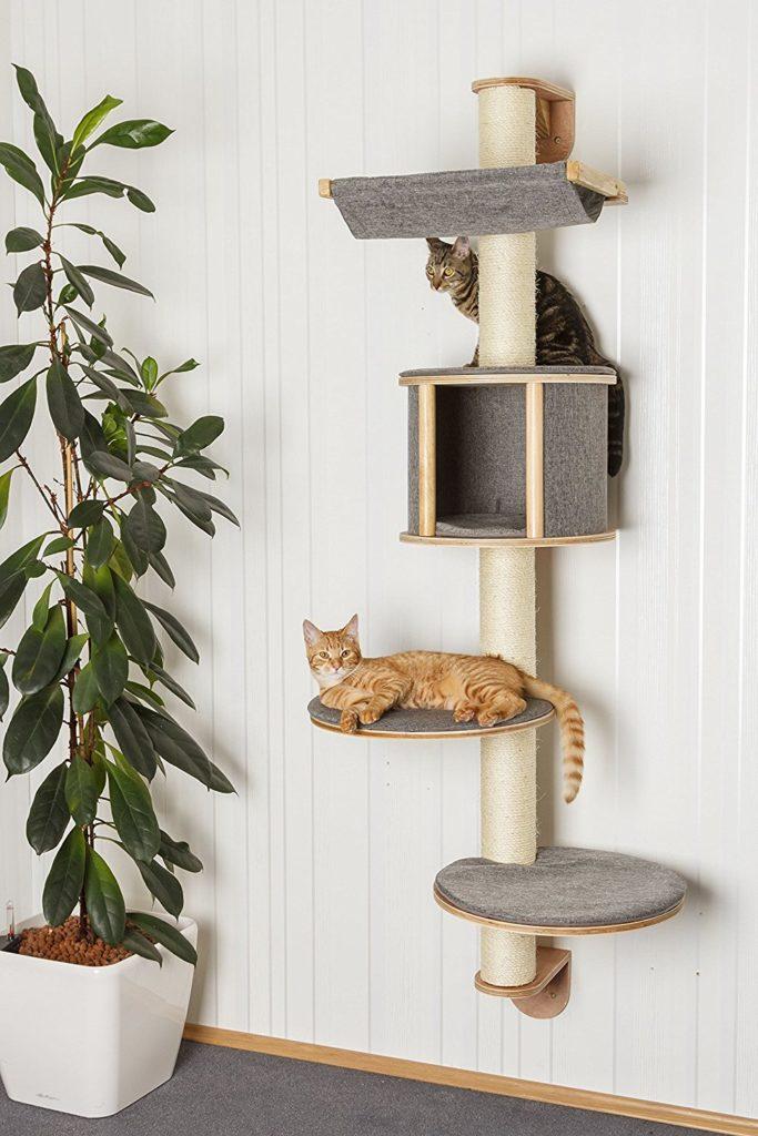 Kerbl Dolomit Tofana WallMounted Cat Tree
