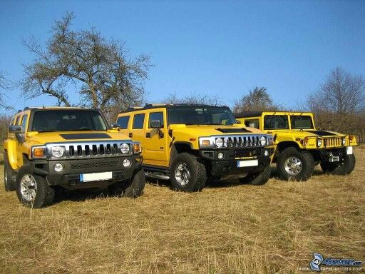 Family Photo Lol H3 For Son H2 For Wife H1 For Husband Perfection Hummer Camionetas Vehiculos