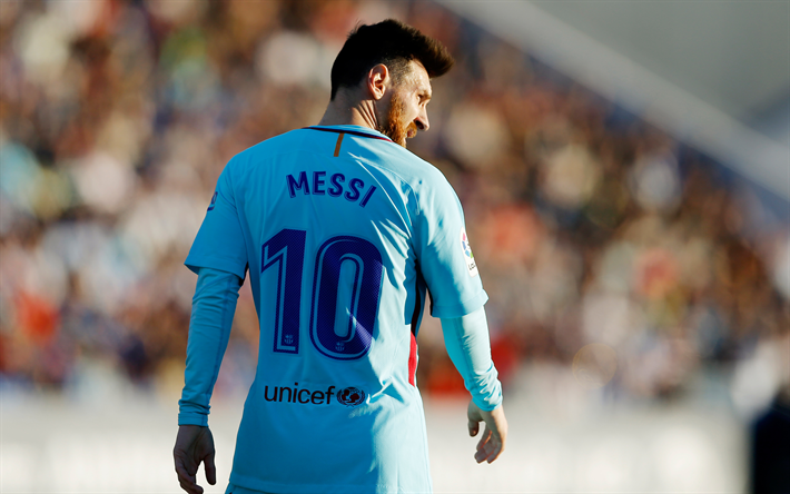 Download wallpapers Lionel Messi, Barcelona, Catalan ...