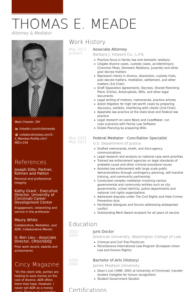 visual resumes  new career  recent grad