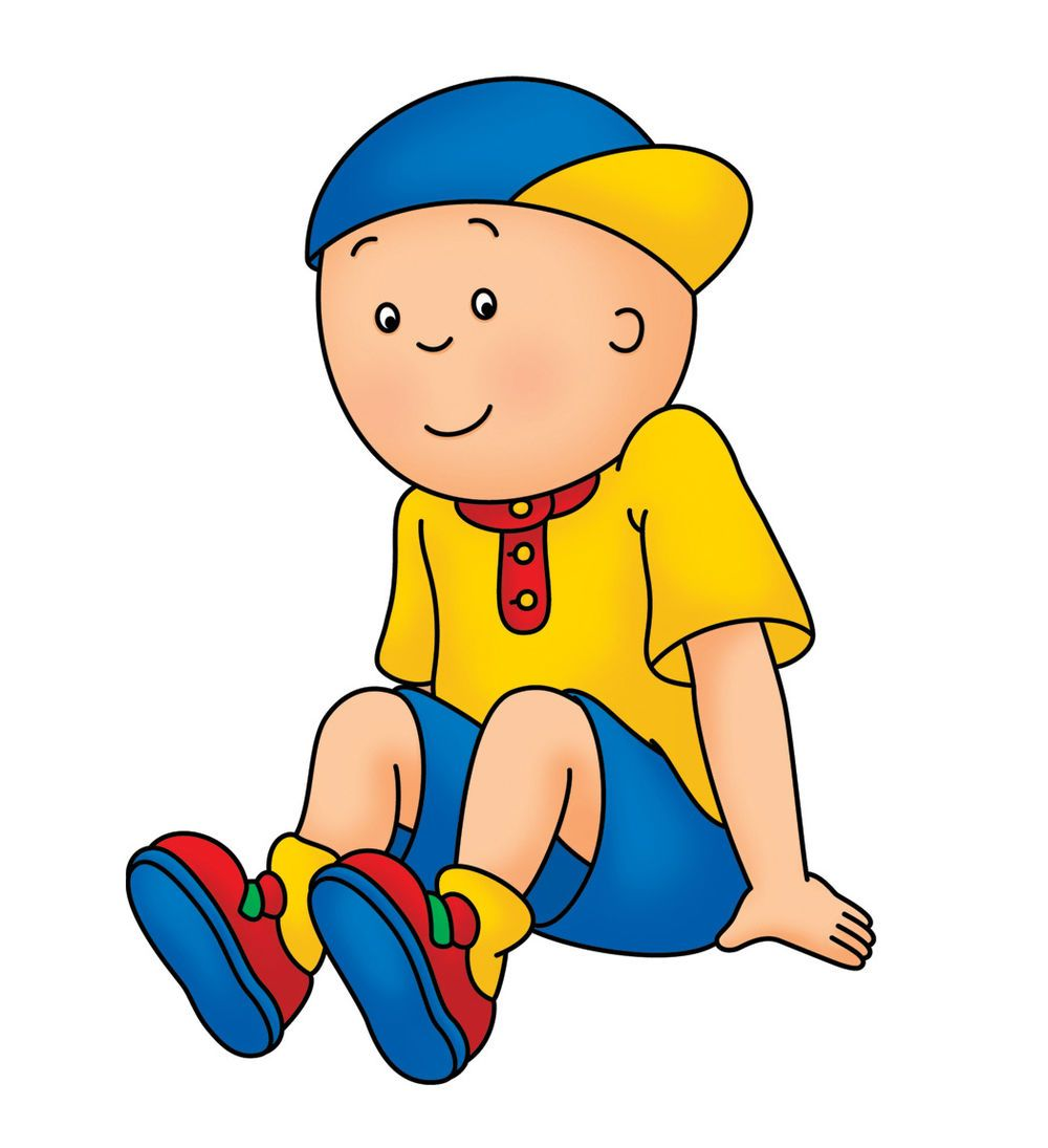 Caillou Caillou Kids Tv Shows Funny Character