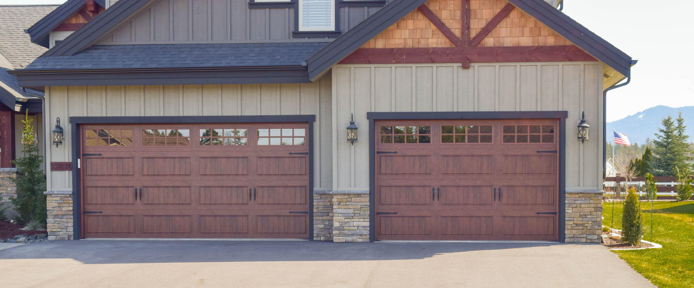 Gallery Collection Faux Wood Garage Door Garage Doors Doors