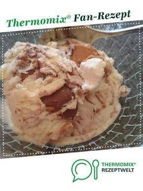Photo of Milchmädchen Eis mit Daim NUR 2 ZUTATEN von KristinaWonderland. Ein Thermomix …