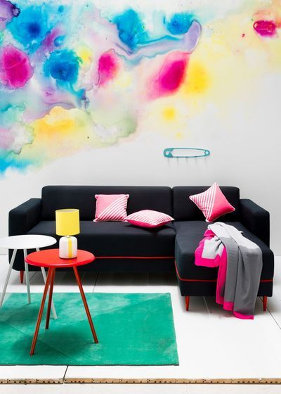 Fly Decoration Meubles Canapes Nos Preferes Wandgestaltung Kreative Wandgestaltung Deko