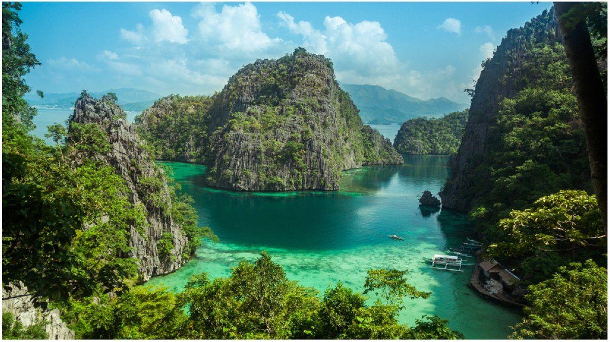 Palawan: uno de los lugares más hermosos de la Tierra