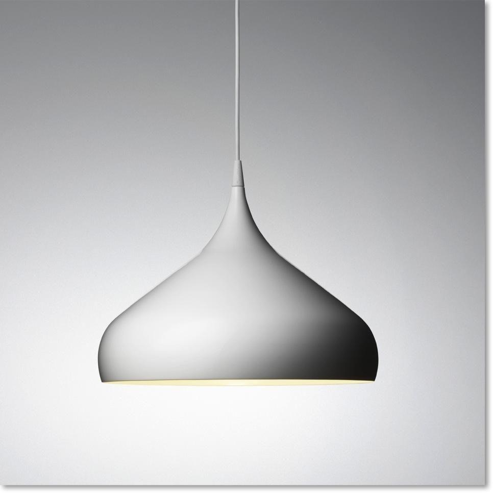 Hvid Spinning Light Bh2 Lampe Fra Tradition Loftslamper Lampe Lamper