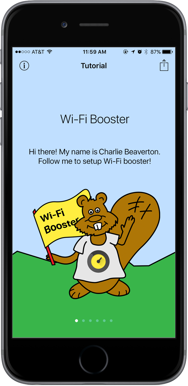 Wi-Fi Booster — Improve your Wi-Fi speed