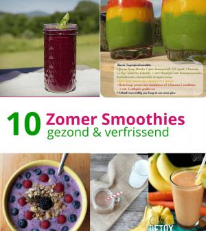 10 Gezonde Smoothie Recepten