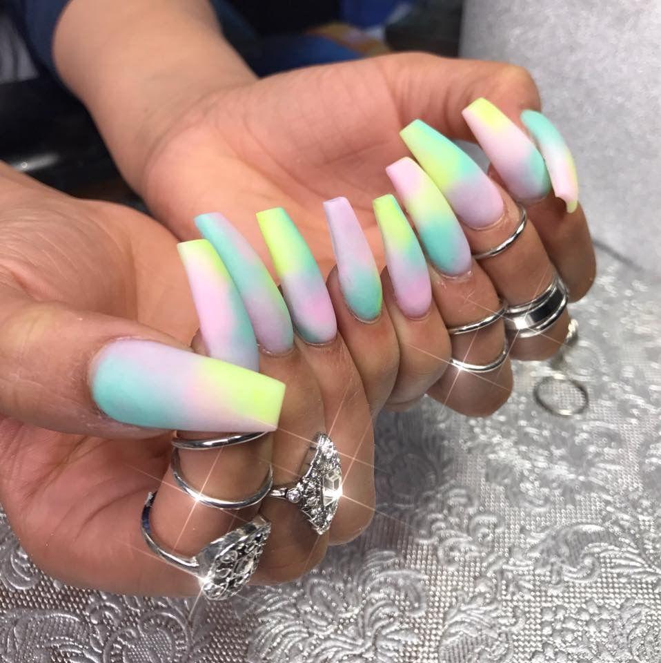 Instagram @Ti.nyyyy | Pastel Nails | Pinterest | Instagram, Luxury ...
