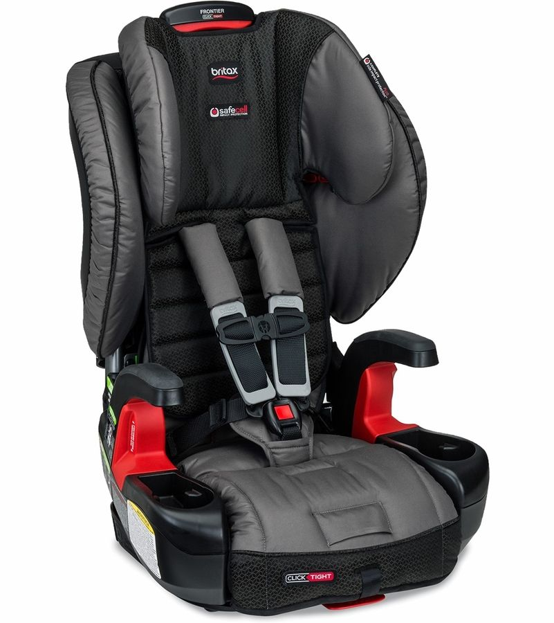 Britax Frontier Clicktight Booster Car Seat Dylan Car Seats Booster Car Seat Booster Seat