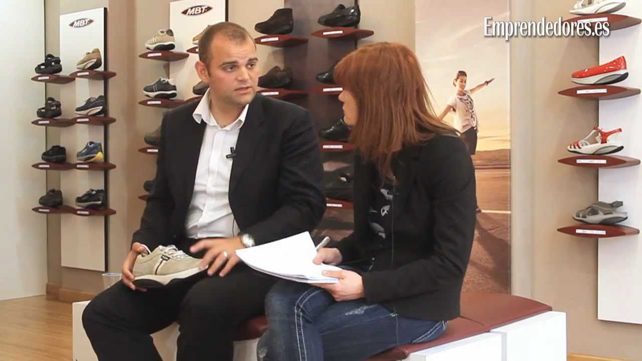 La redactora de Emprendedores Pilar Alcázar entrevista al fundador de MBT Benajmin John May