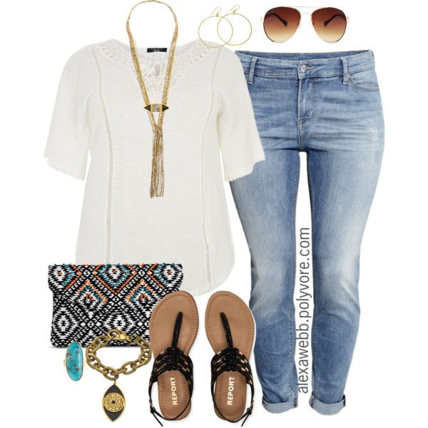 Photo of Plus Size – Summer Casual