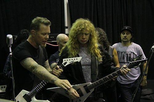 2010 Europe | Megadeth.com