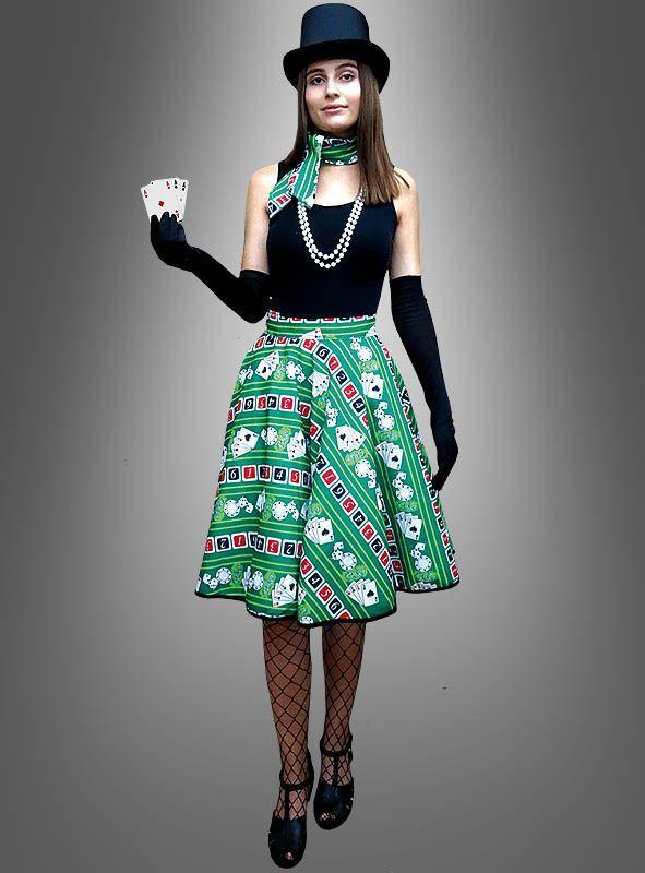 Casino Kostum Damen