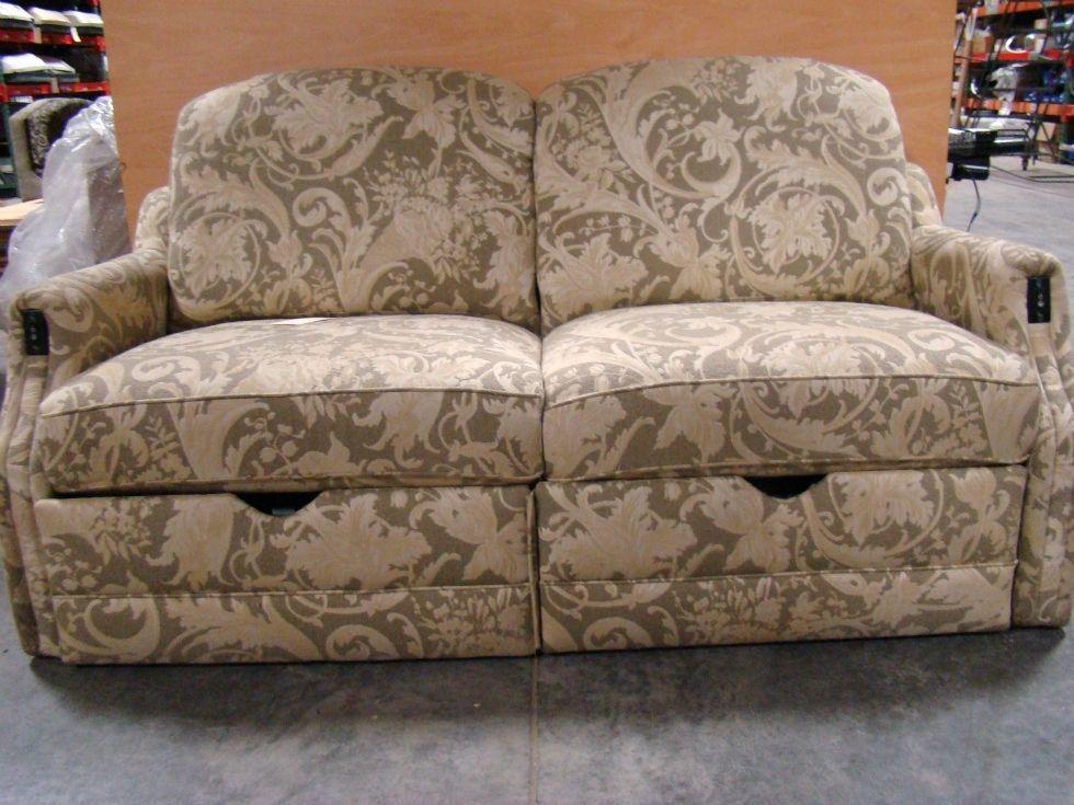 Used Rv Motorhome Furniture Jack Knife Sofa Electric Sleeper For Sale Glamping Airstream