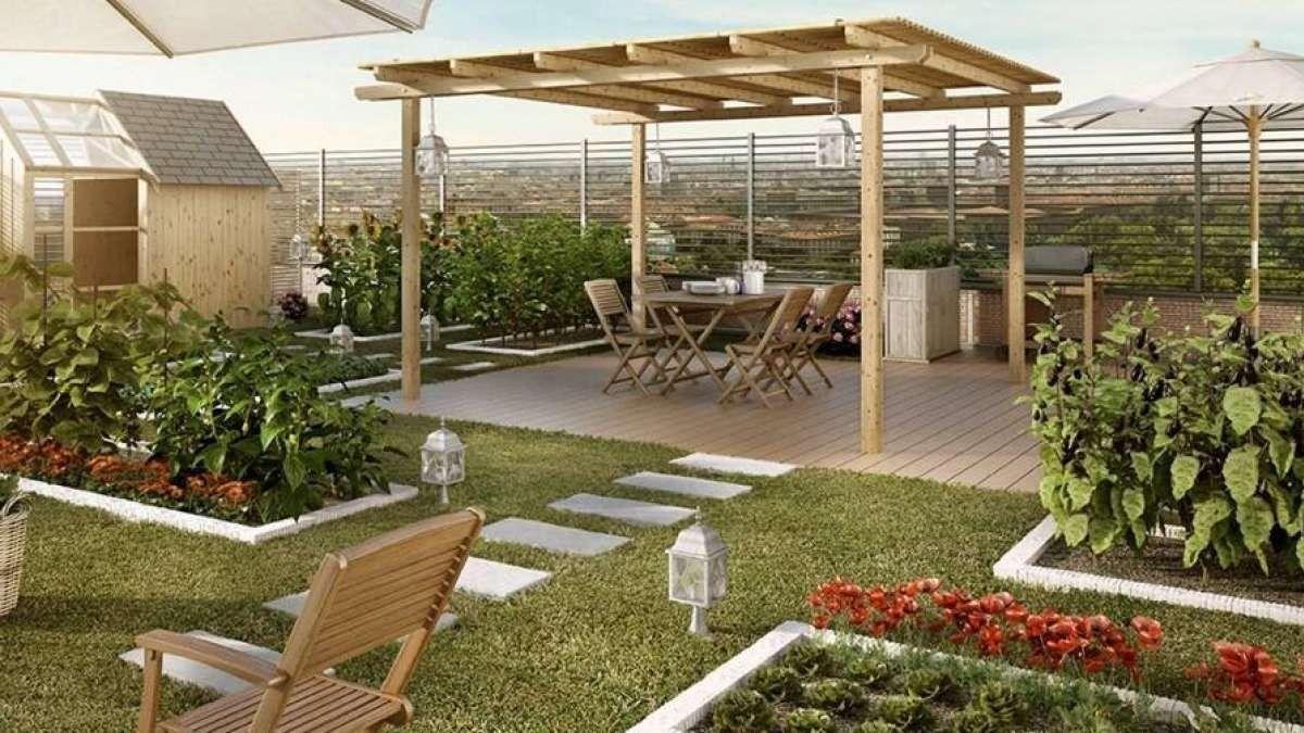 Elegante Divisori Giardino Leroy Merlin