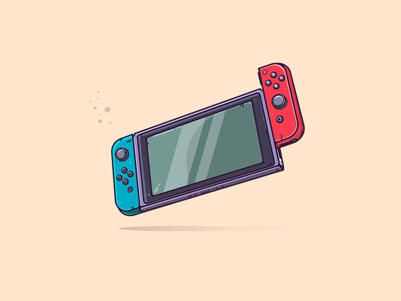 Nintendo Switch Nintendo Switch Nintendo Art Gaming Wallpapers