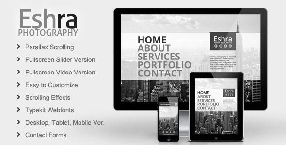 Eshra photography muse template adobe social icons and ecommerce logo eshra photography muse template maxwellsz