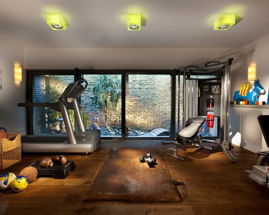 Home gym master bedroom design pictures remodel decor and ideas