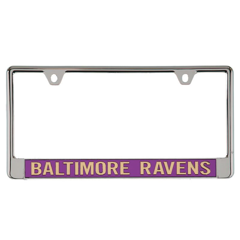 Baltimore ravens metal frame acrylic bottom inlaid mirror license baltimore ravens metal frame acrylic bottom inlaid mirror license plate frame solutioingenieria Images