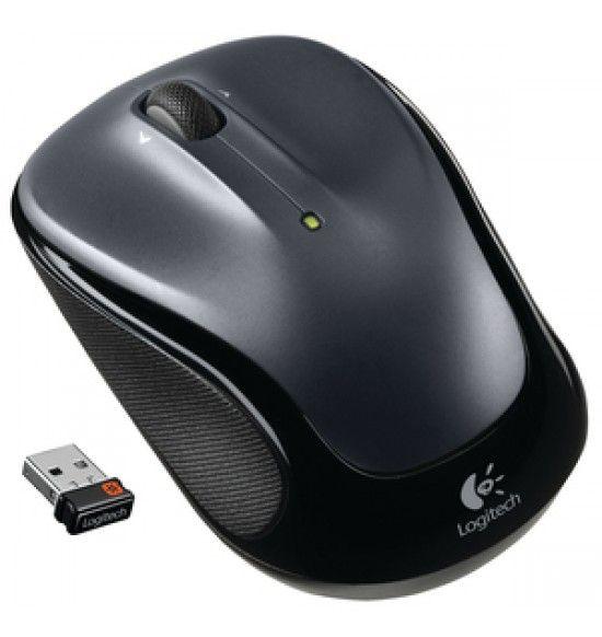 Aksesoris Komputer Logitech Wireless Logitech Wireless Mouse