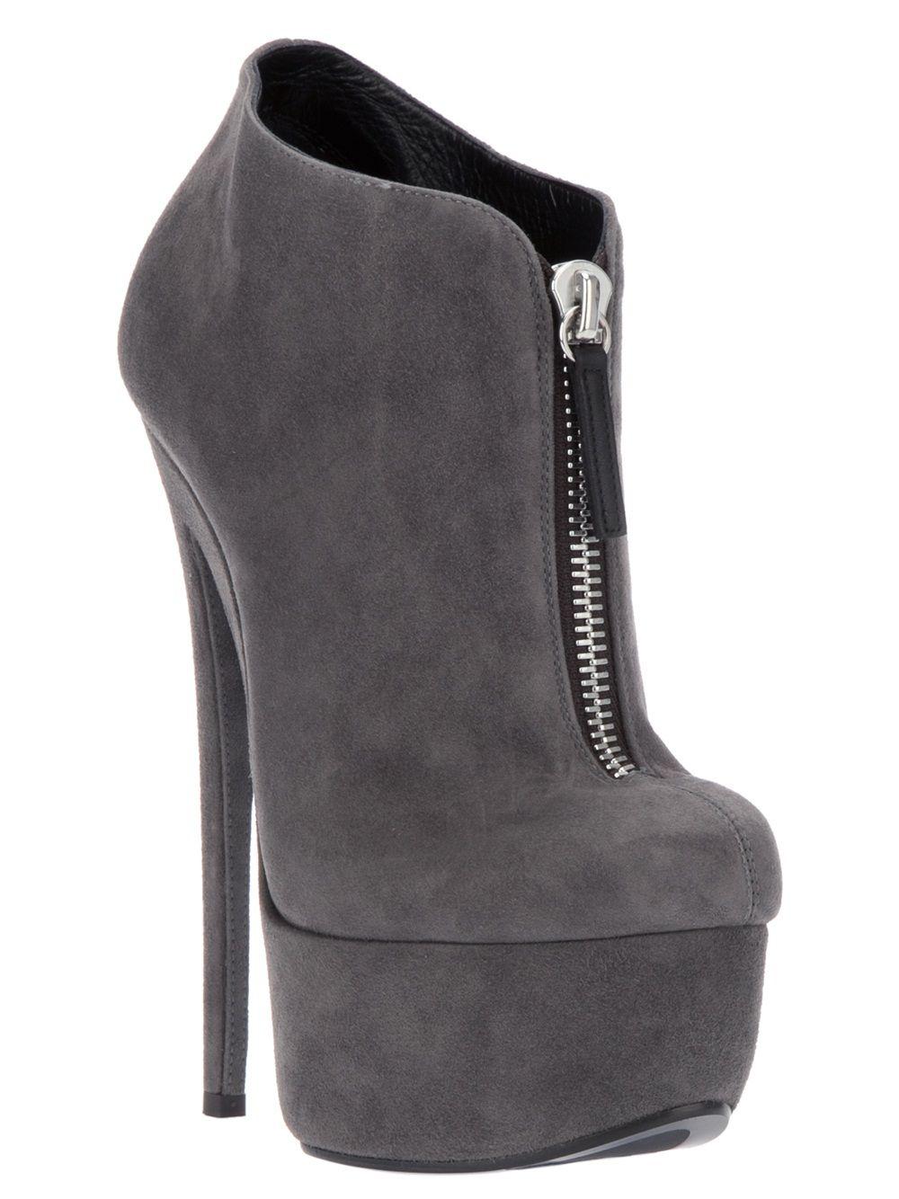 Giuseppe Zanotti Design - Platform Ankle Boot