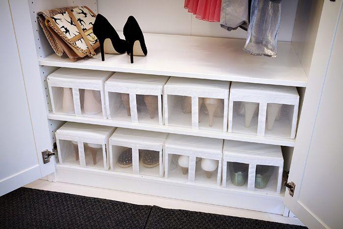 Przechowywanie Butow Ikea 5 Shoe Box Storage Ikea Shoe Box