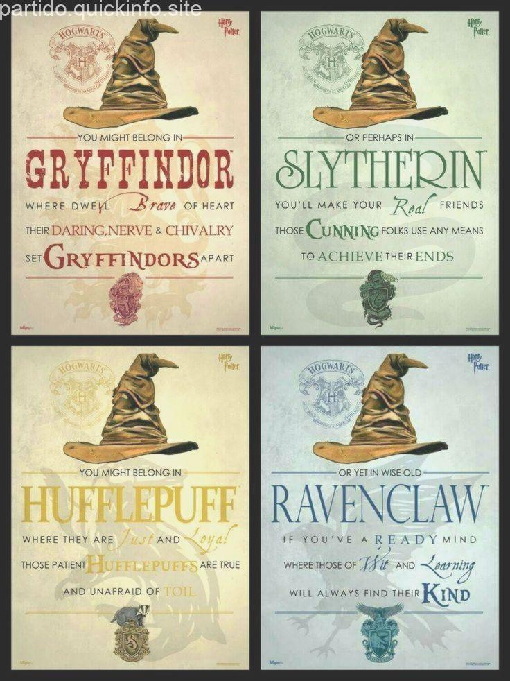 Harry Potter Haus Hufflepuff Gryffindor Ravenclaw Slytherin Gryffindor Ha Harry Potter Printables Harry Potter Spells Harry Potter Houses