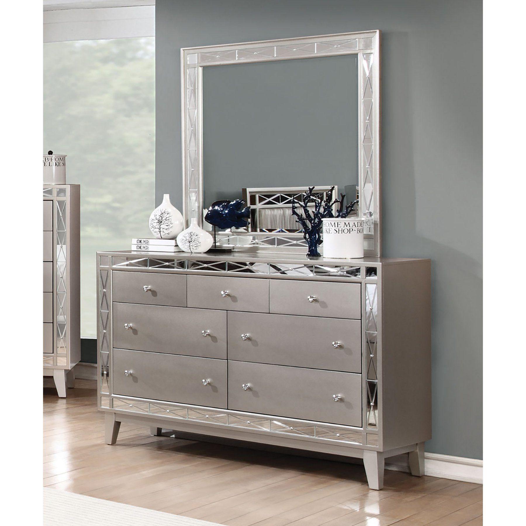 Coaster Furniture Leighton 7 Drawer Dresser