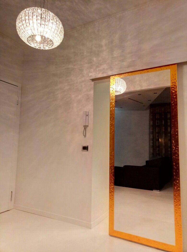 porta scorrevole cucina specchio www.alitinidesign.com ...