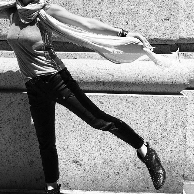windy swag #life #street #fashion #zadigetvoltaire #nyc #thatsecondlook