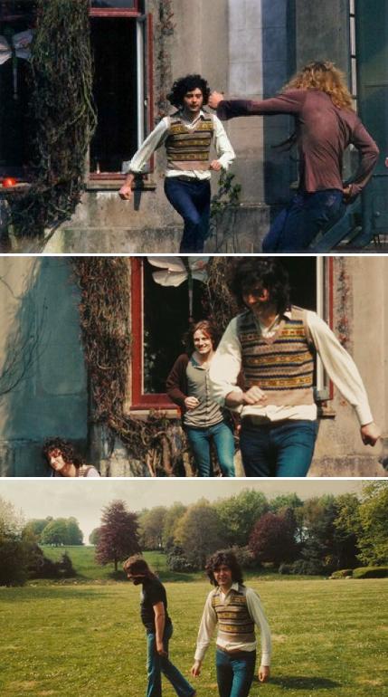 "Headley Grange ""Dancing Days"""