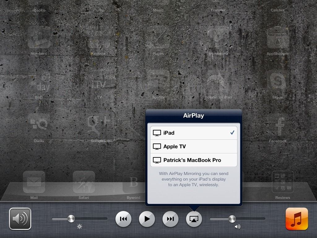 Airplay Mirroring from Ipad to Apple TV | Tips & Tricks