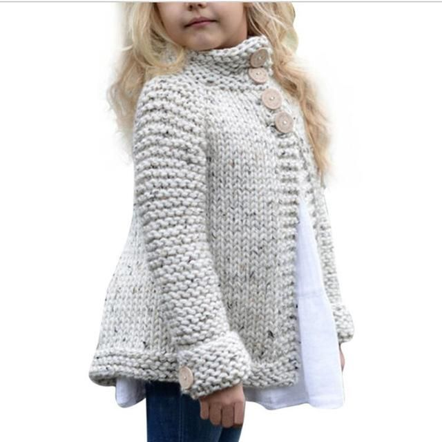 Photo of Knitted Button Sweaters