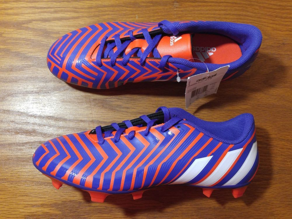 734d7d25b53 NEW Adidas Predito Instinct FG Soccer Cleats Boots Men s 8 Shoes B35492  Futbol  adidas