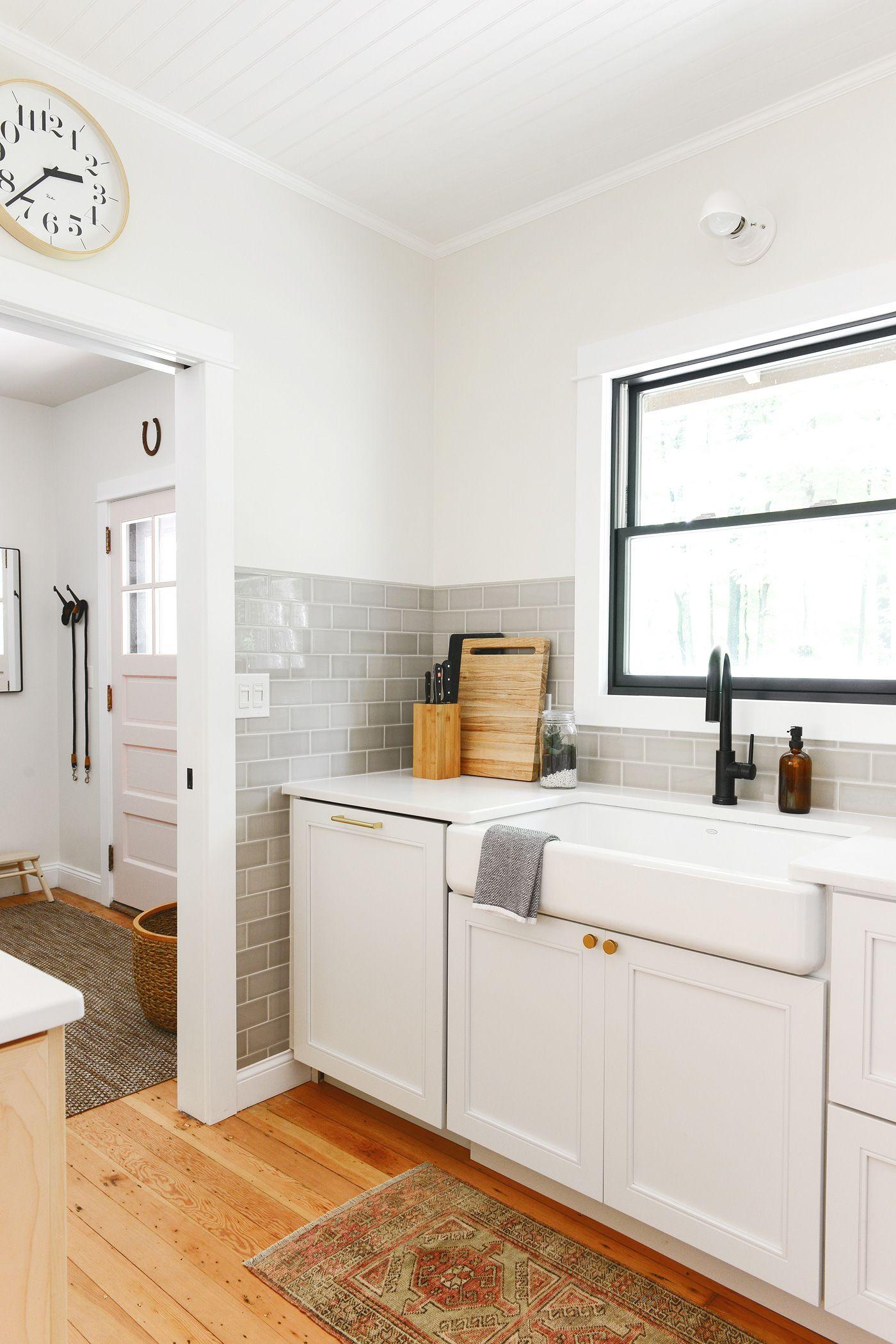 The Tree House Kitchen Reveal Kitchen Pinterest Home Kitchens