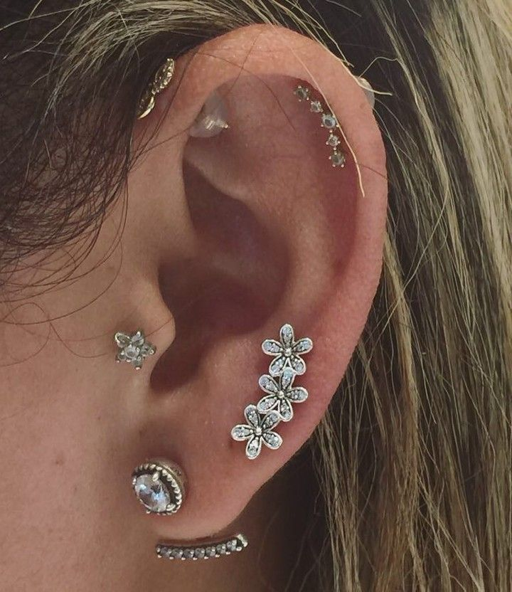 How do you rock your PANDORA earrings? Visit us today in ...