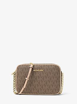 8dd1d997f85f Jet Set Large Logo Crossbody by Michael Kors | Things I have