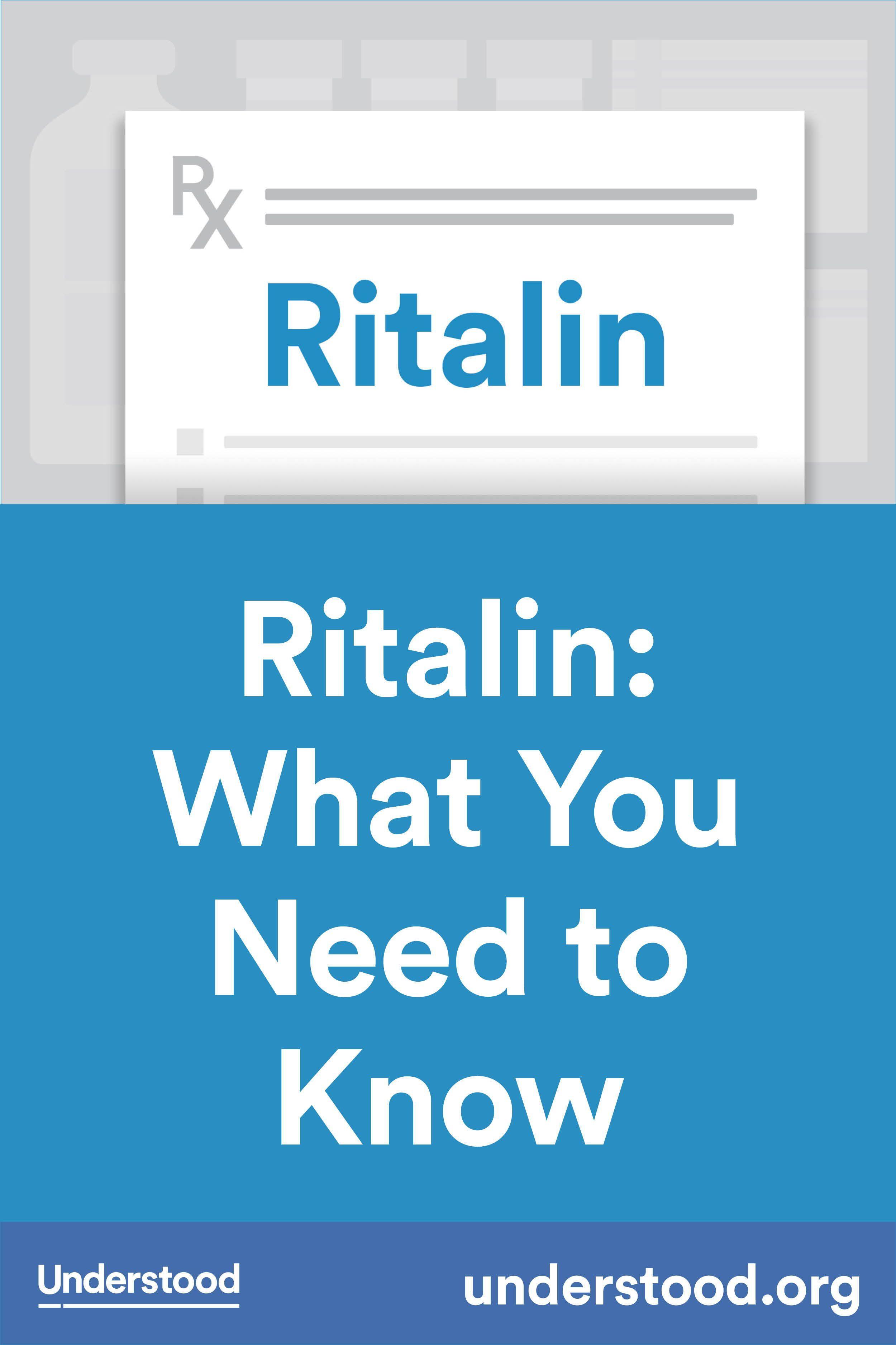 Ritalin la adult