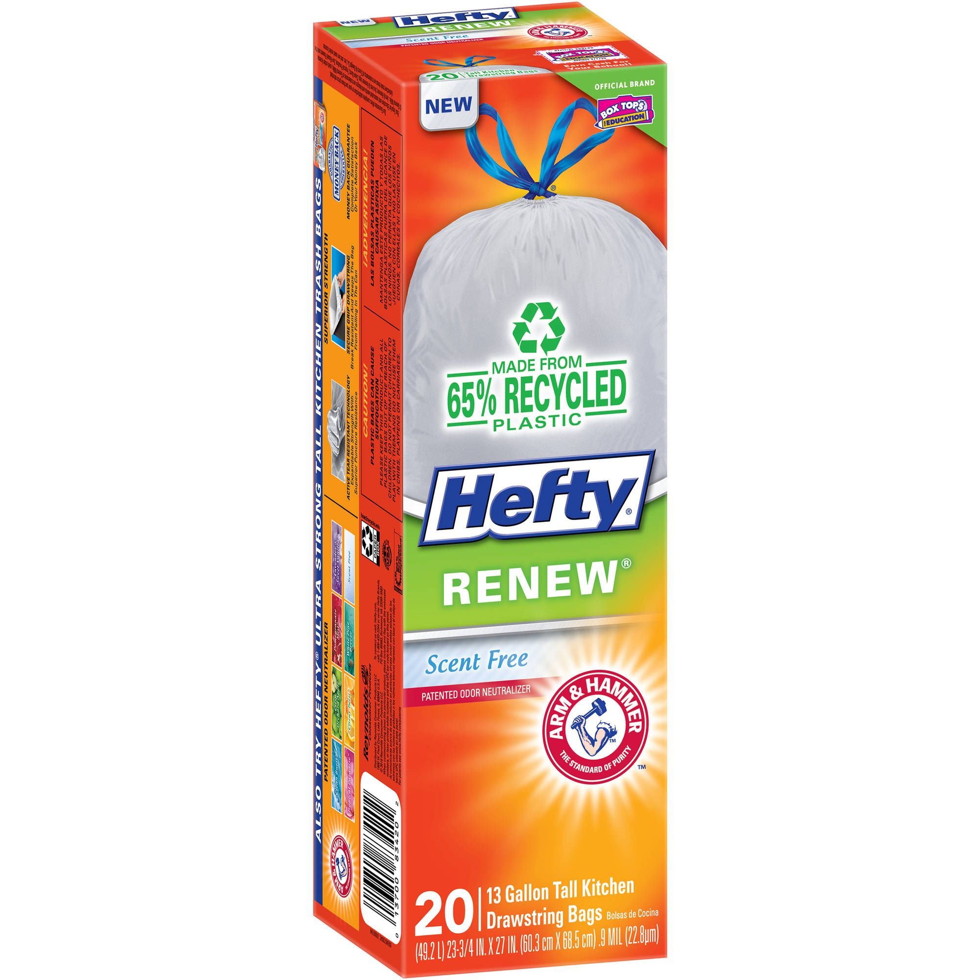 Hefty Tall Kitchen Bags Only 1 97 At Http Dealmama