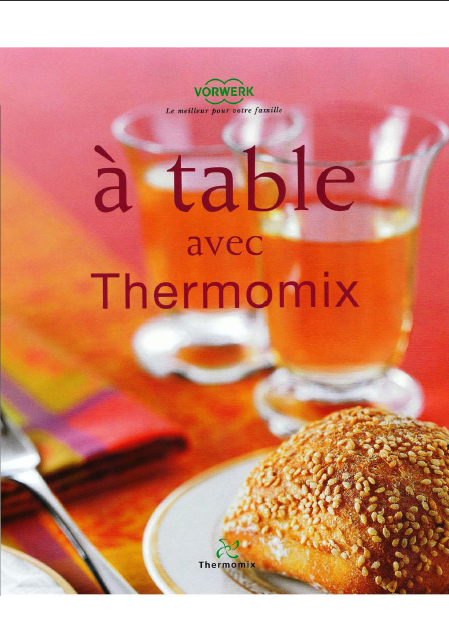 Telecharger A Table Avec Thermomix Pdf Gratuitement Titre