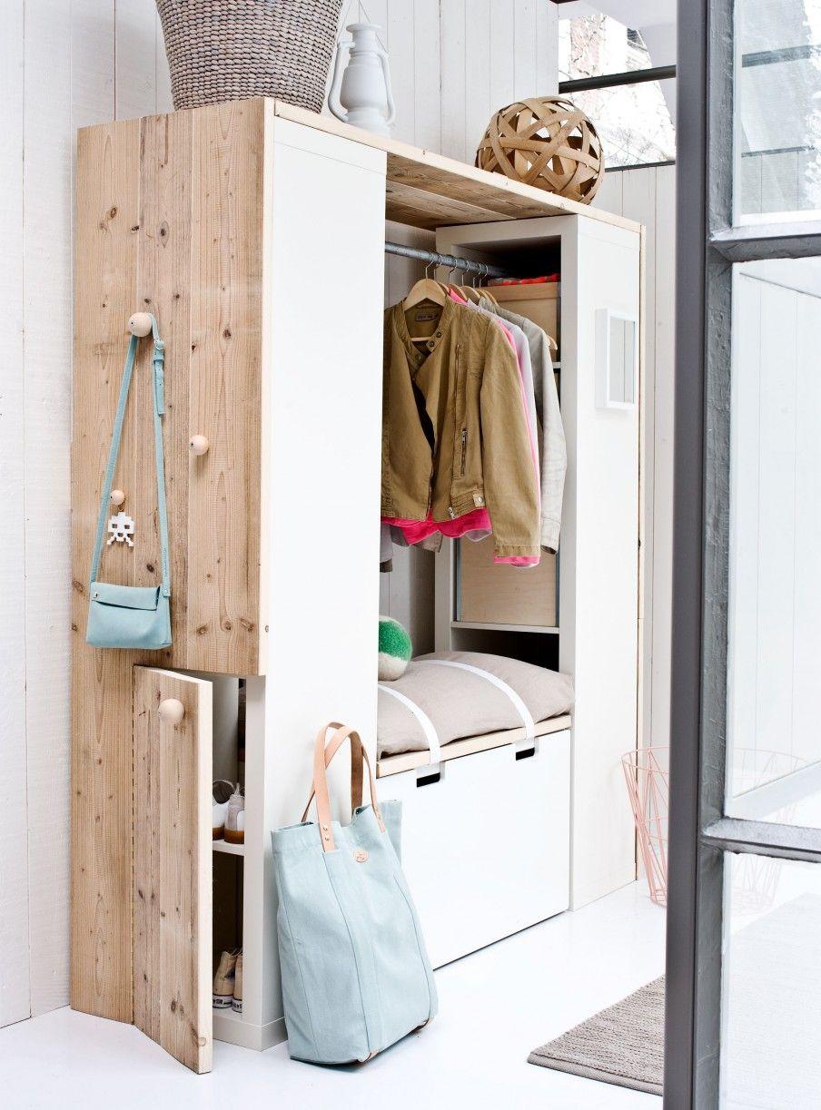 Halmeubel maken homes pinterest meubel idee n kinderkamer en slaapkamer - Hal ingang ontwerp ...