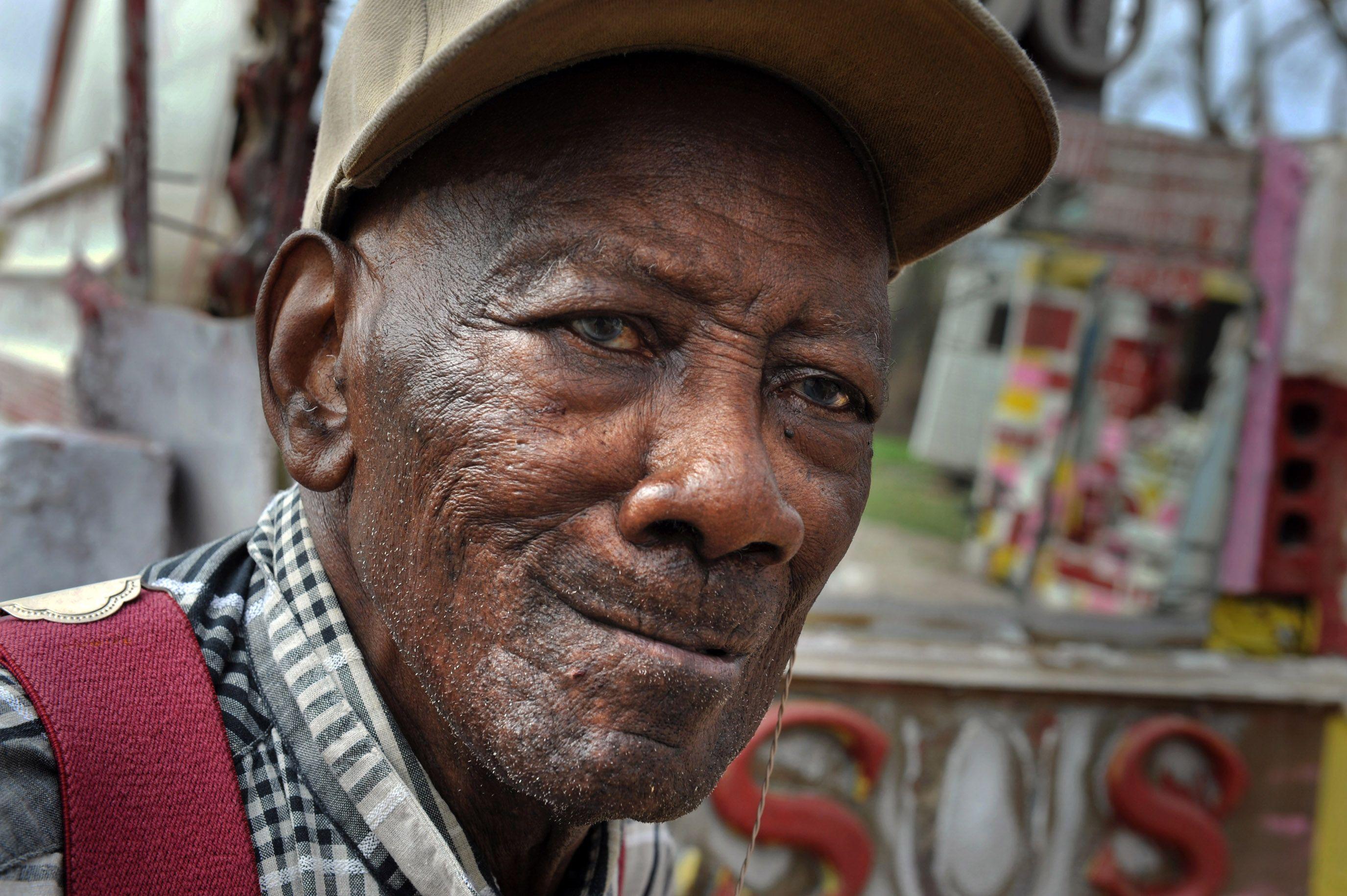 Image result for old black man
