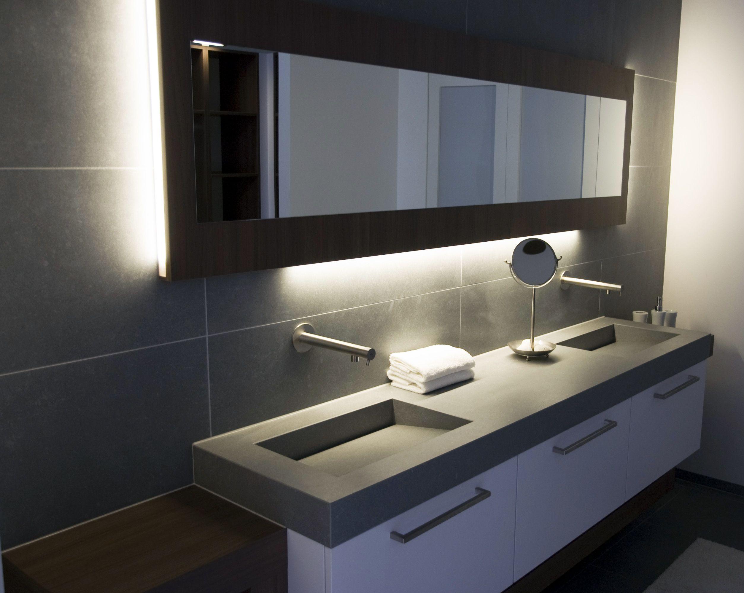 kemie wastafel badkamer pinterest