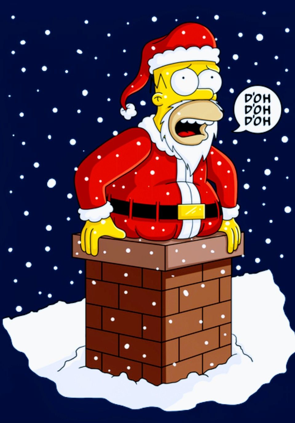Simpsons Christmas Boogie.Santa Homer Christmas The Simpsons Christmas In 2019