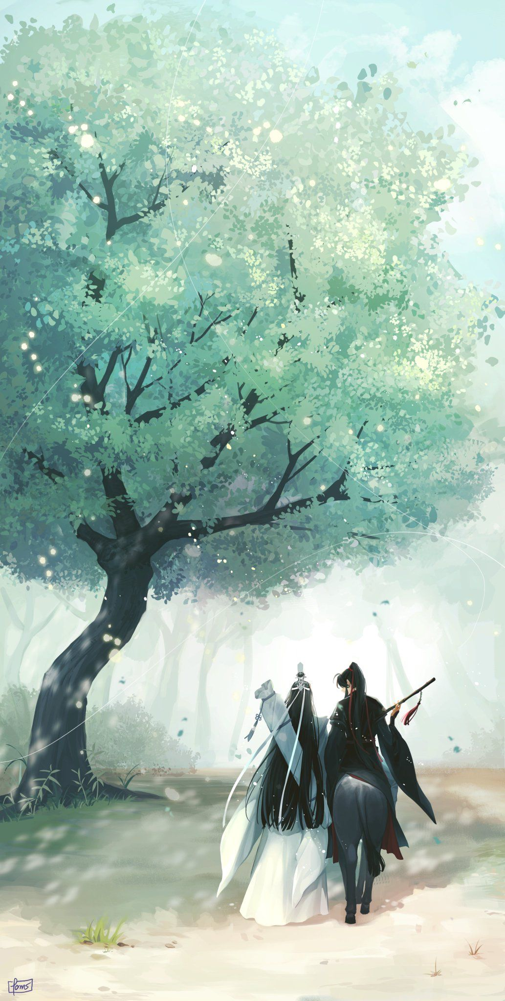 Pin By Psycho Fangirl On Mdzs ㅠㅠ In 2020 Scenery Wallpaper Untamed Scenery