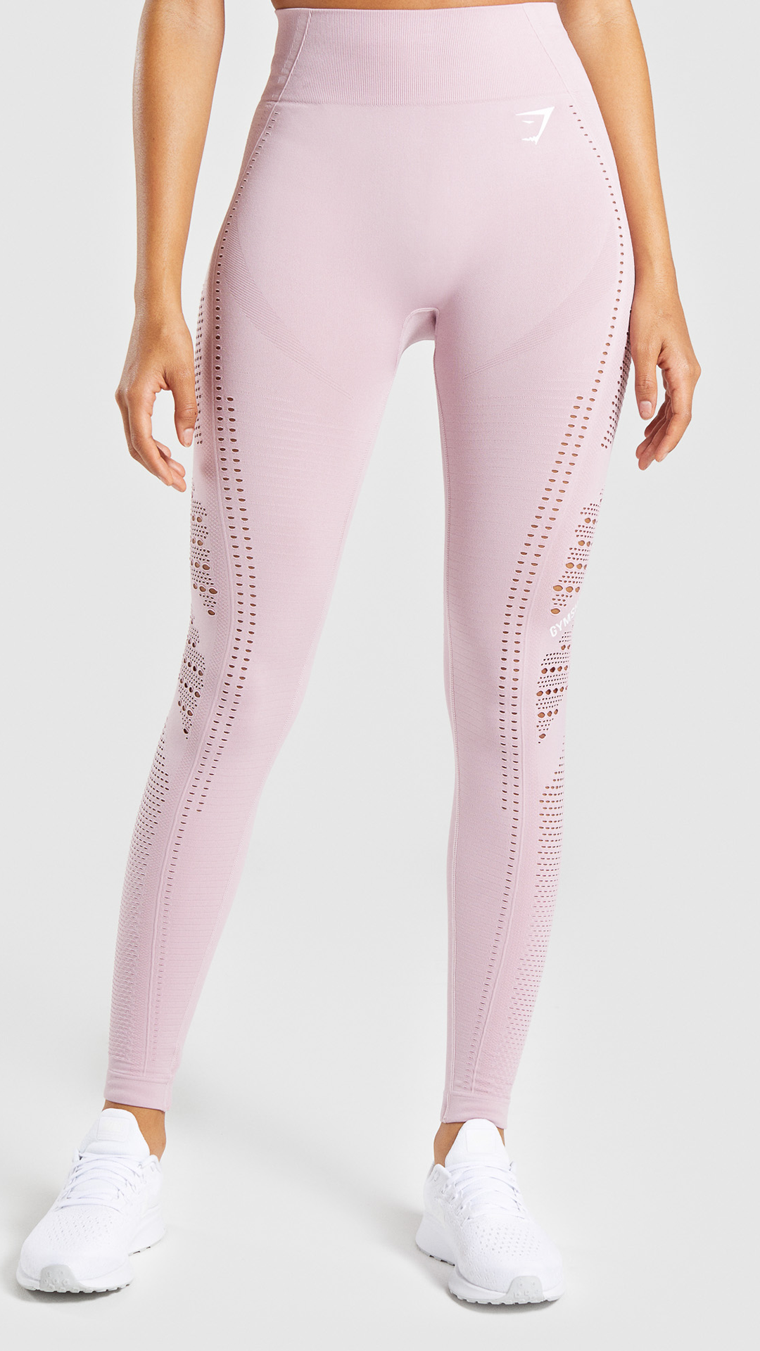 3fcecb73af5f3 Gymshark Flawless Knit Tights - Washed Lavender in 2019 | Clothes ...