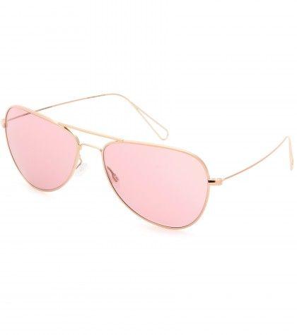 Isabel Marant - Matt teardrop-frame sunglasses par Oliver Peoples  - mytheresa.com GmbH