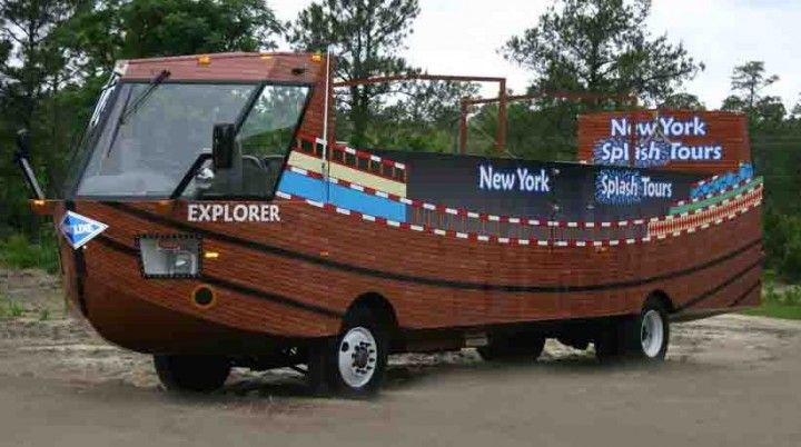 The Amphibious Truck Su Ki Was A World War Ii Japanese Military
