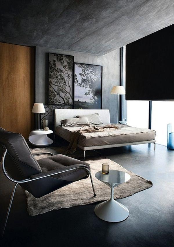 15 Masculine Bachelor Bedroom Ideas Interior Design Beautiful